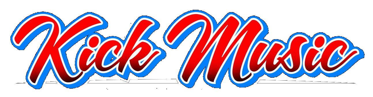 kick music logo